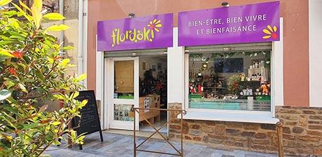 Boutique Flordaki à Thuir