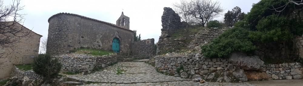 L'église romane de Périllos